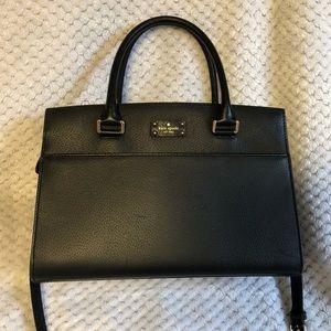 Black Kate Spade Bag - EXCELLENT CONDITION
